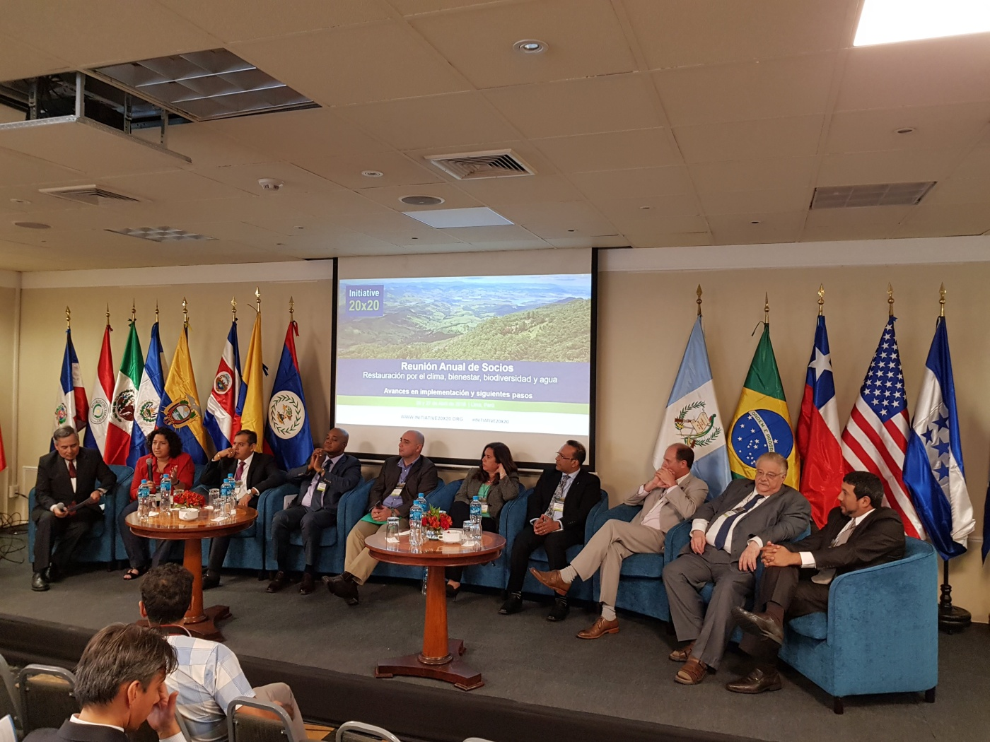 Government Ministers Across Latin America and the Caribbean Call for Big Increase in Climate Finance for Restoration