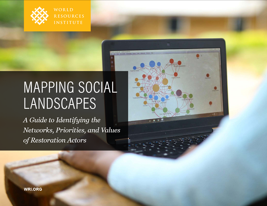 Mapping Social Landscapes