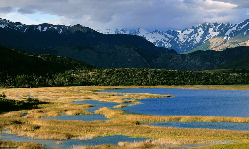 Chacabuco Valley, in the Aysén region of Chile