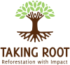 Taking Root logo